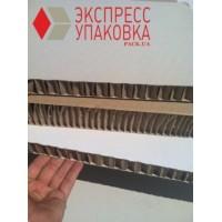 Сотовая панель 1000 х 1000 х 20 мм, сота ячейка - 20 мм