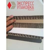 Сотовая панель 1000 х 1000 х 20 мм, сота ячейка - 10 мм