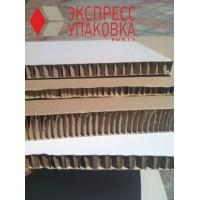 Сотовая панель 1000 х 1000 х 30 мм, сота ячейка - 10 мм