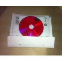 Конверт бандерольный, 175 мм х 165 мм, CD