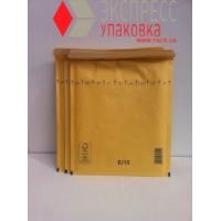 Конверт бандерольный, 220 мм х 265 мм, E/15