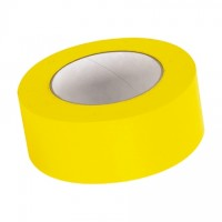 Скотч-пленка желтая, 250 м х 48 мм