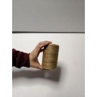 Шпагат льняной 150 м (0.2 кг, 1.2 кТекс в бобине)