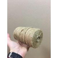 Шпагат льняной 650 м (4.4 кТекс, 3 кг в бобине)