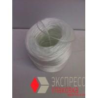 Шпагат полипропиленовый 1.0 кТекс (200 м, 0.2 кг в бобине), белый