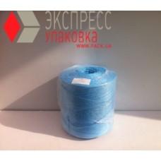 Шпагат полипропиленовый 1.0 кТекс (200 м, 0.2 кг в бобине), синий