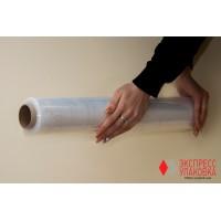 Стрейч-пленка прозрачная, 200 м х 50 см, 17 мкм