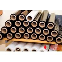 Стрейч-пленка черная, 100 м х 50 см, 20 мкм