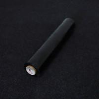 Стрейч-пленка черная, 300 м х 50 см, 20 мкм