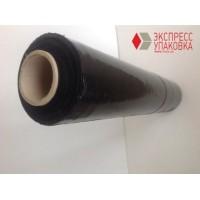 Стрейч-пленка черная, 2.4 кг, 20 мкм