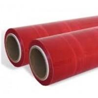 Стрейч-пленка красная, 250 м х 50 см, 20 мкм