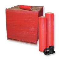 Стрейч-пленка красная, 3 кг, 20 мкм