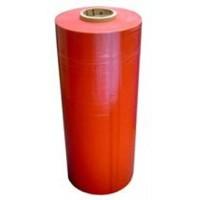 Стрейч-пленка красная, 300 м х 50 см, 20 мкм