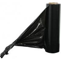 Стрейч-пленка черная, 2 кг, 20 мкм
