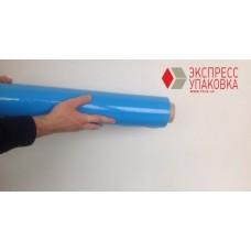 Стрейч-пленка синяя, 200 м х 50 см, 20 мкм