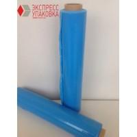Стрейч-пленка синяя, 250 м х 50 см, 20 мкм