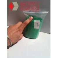 Пакеты с замком Zip-Lock 100 мм х 100 мм в упаковке (100 шт), зеленые непрозрачные