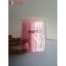 Пакеты с замком Zip-Lock 140 мм х 150 мм в упаковке (100 шт)