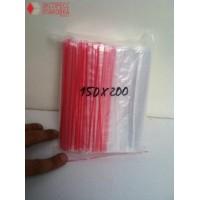 Пакеты с замком Zip-Lock 150 мм х 200 мм в упаковке (100 шт)