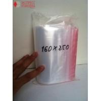 Пакеты с замком Zip-Lock 160 мм х 250 мм в упаковке (100 шт)