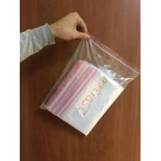 Пакеты с замком Zip-Lock 250 мм х 300 мм в упаковке (100 шт)