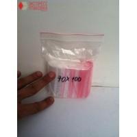 Пакеты с замком Zip-Lock 70 мм х 100 мм в упаковке (100 шт)