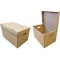 Архивные коробки и боксы