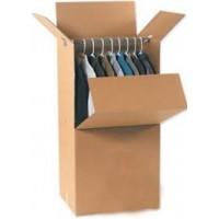 Коробка картонная гардеробная 610 х 570 х 1350 мм
