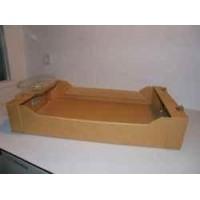 Лоток картонный 398 х 290 х 111 мм