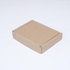 Коробка картонная 100 х 80 х 20 мм, самосборная