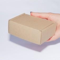Коробка картонная 105 х 80 х 45 мм, самосборная