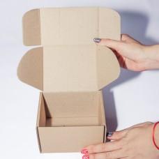 Коробка картонная 120 х 100 х 80 мм, самосборная