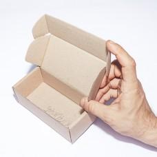 Коробка картонная 140 х 70 х 45 мм, самосборная