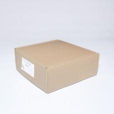 Коробка картонная 154 х 154 х 58 мм, самосборная
