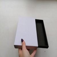 Коробка картонная 170 х 120 х 20 мм, самосборная
