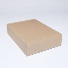 Коробка картонная 185 х 140 х 45 мм, самосборная