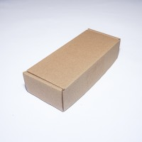 Коробка картонная 185 х 80 х 45 мм, самосборная