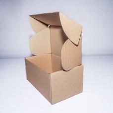 Коробка картонная 240 х 150 х 120 мм, самосборная
