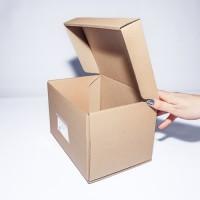 Коробка картонная 245 х 150 х 165 мм, архивная