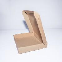 Коробка картонная 255 х 225 х 45 мм, самосборная