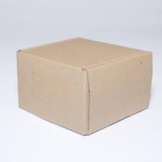 Коробка картонная 90 х 90 х 60 мм, самосборная