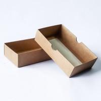 Коробка подарочная 120 х 70 х 30 мм, крышка+дно
