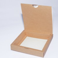 Коробка подарочная 170 х 170 х 30 мм, самосборная