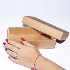 Коробка подарочная 200 х 95 х 50 мм, крышка+дно