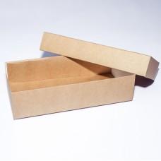 Коробка подарочная 140 х 120 х 50 мм, крышка+дно