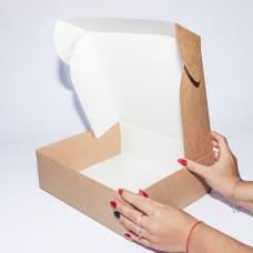 Коробка подарочная 290 х 250 х 90 мм, самосборная