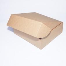 Коробка подарочная 200 х 200 х 80 мм, самосборная