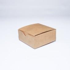 Коробка подарочная 70 х 70 х 30 мм, самосборная