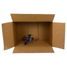 Б/у коробка среднего размера