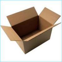 Б/у коробка маленького размера